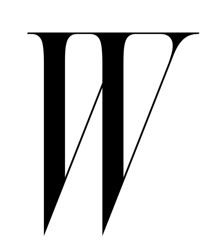 W_magazine_logo
