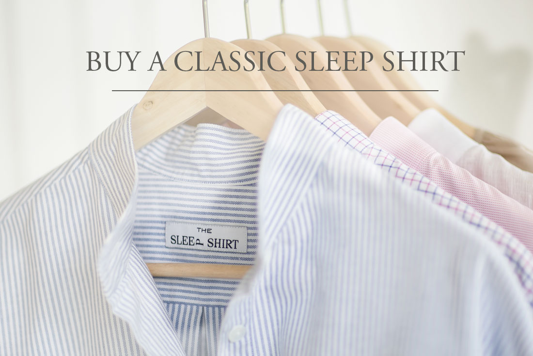 a3e2ca129a The Sleep Shirt  Luxury Nightshirts